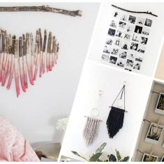 Five Easy DIY Wall Decor Ideas to Brighten Your Living Space