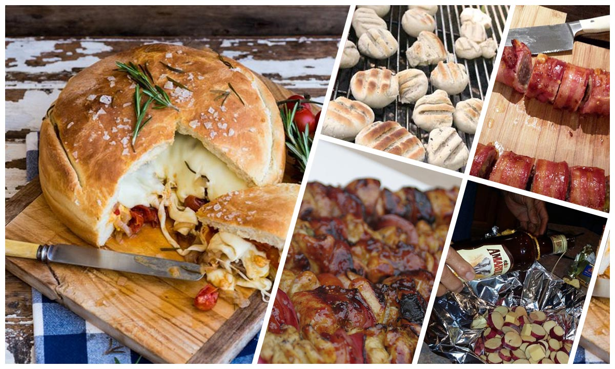 Mouthwatering Braai Recipes - Become a Braai Legend