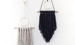 wall-decor-boho-coloured-string-hanging