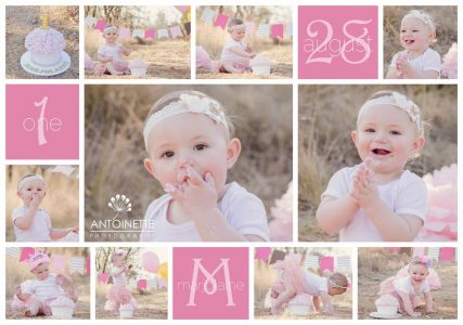 Smash Cake Inspiration for your Baby's First Birthday Photo Shoot