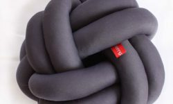 monkey-knot-cushion-dark-grey